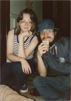 George RR Martin et Lisa Tuttle
