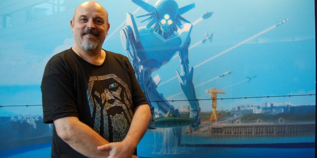 [Interview] Patrick Marcel, traducteur du TDF, aux Utopiales