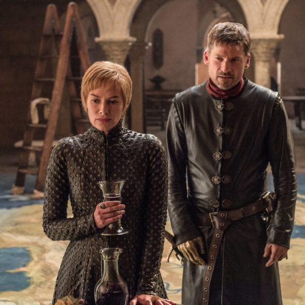 Game of Thrones saison 7 : Cersei et Jaime Lannister (crédit HBO)