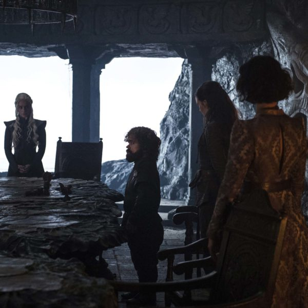 Daenerys Targaryen à Peyredragon - Game of Thrones, saison 7, épisode 2 (crédit HBO)
