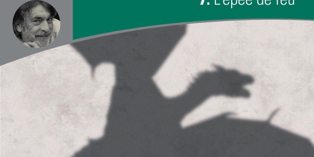 Livre audio de la saga Le TRône de Fer, tome 7 L'épée de Feu (éditions Gallimard)