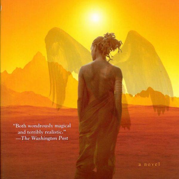 Couverture VO « Who Fears Death » de Nnedi Okorafor chez DAW/Penguin, 2010