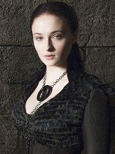 Costume de Sansa dans le dernier épisode de la saison 4 – Crédit HBO