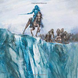 Marcheur blanc (par Eric Velhagen - calendrier ASOIAF 2018)