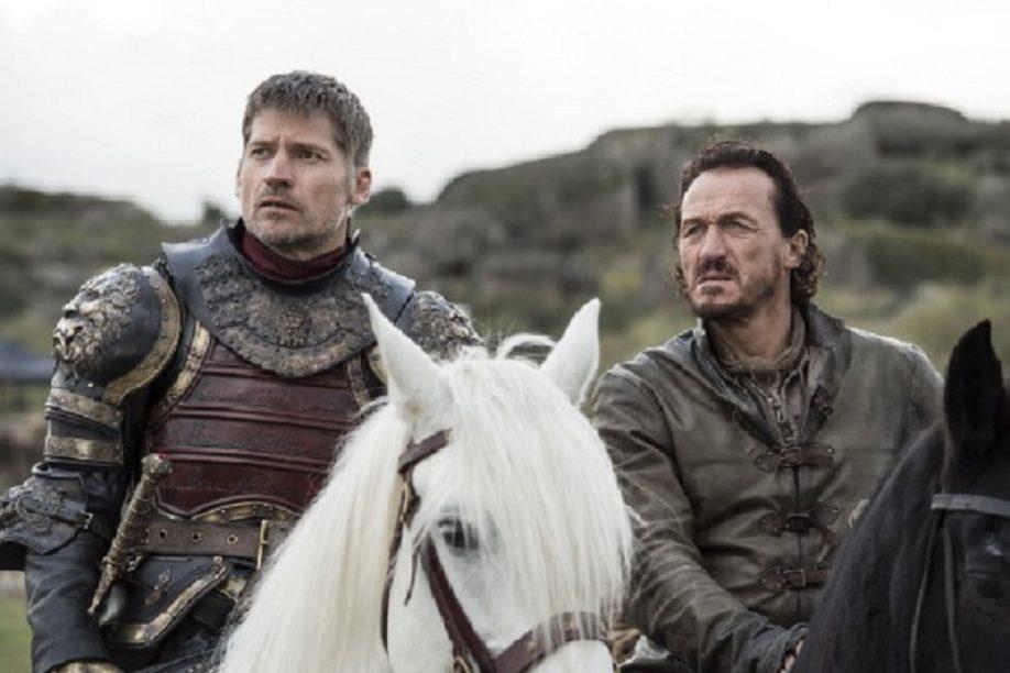 Nikolaj Coster-Waldau, Jerome Flynn (Crédit: Macall B. Polay/HBO)