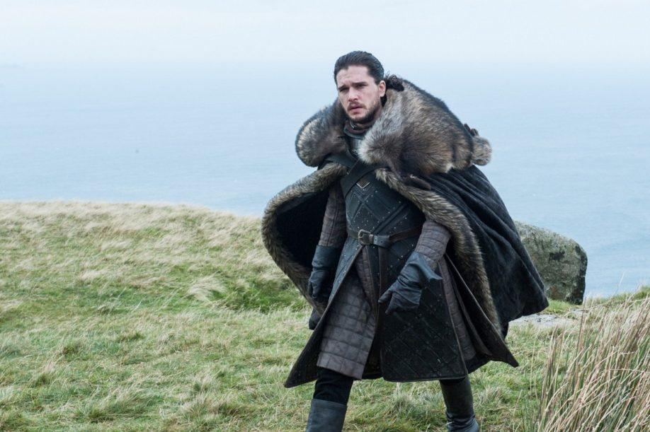 Jon Snow, toujours roi du Nord ou devenu vassal de Daenerys ?  Kit Harington (Crédit : Helen Sloan/HBO)