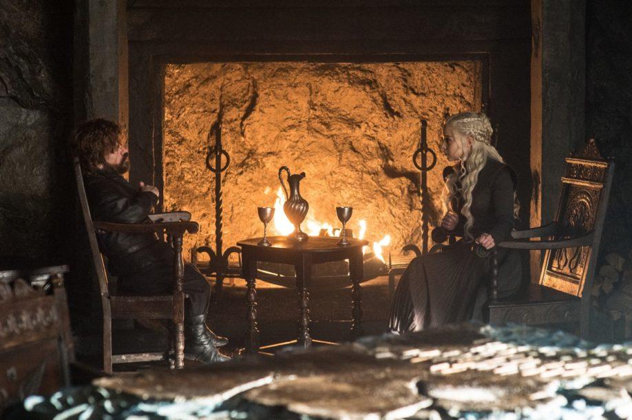 """Résultat de recherche d'images pour """"tyrion daenerys beyond the wall"""""""