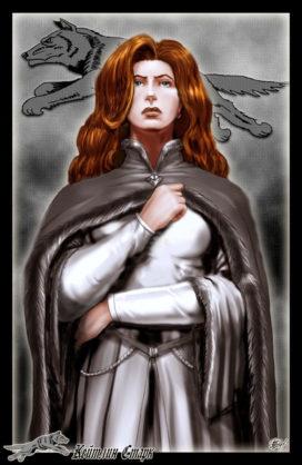 "Catelyn Stark (Crédits : <a href=""http://www.amokanet.ru/"">Amok</a>, avec son autorisation)"