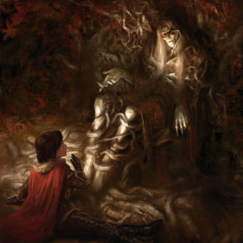 Brynden Freuxsanglant Rivers et Bran Stark, par Marc Simonetti