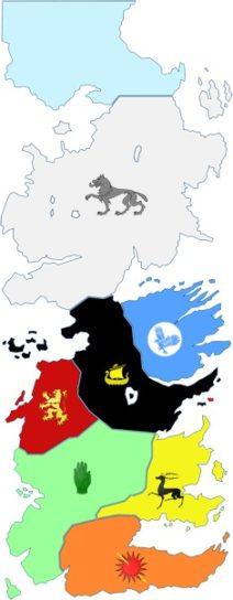 Royaumes avant la Conquête