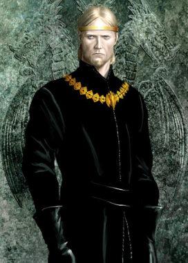 Aegon III Targaryen (crédits Amok)