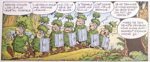 Romains Vervoyants