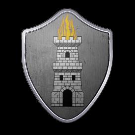 Blason de la maison Hightower (Evrach, La Garde de Nuit, CC BY-SA 3.0)