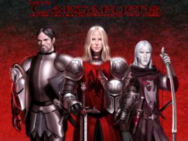 Aigracier, Daemon Feunoyr, et Freuxsanglant (crédits Amok)