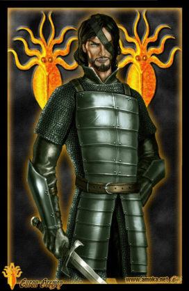 Euron Greyjoy (crédits Amok)