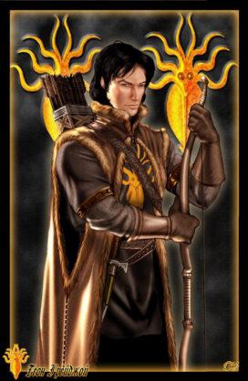 Theon Greyjoy (crédits Amok)