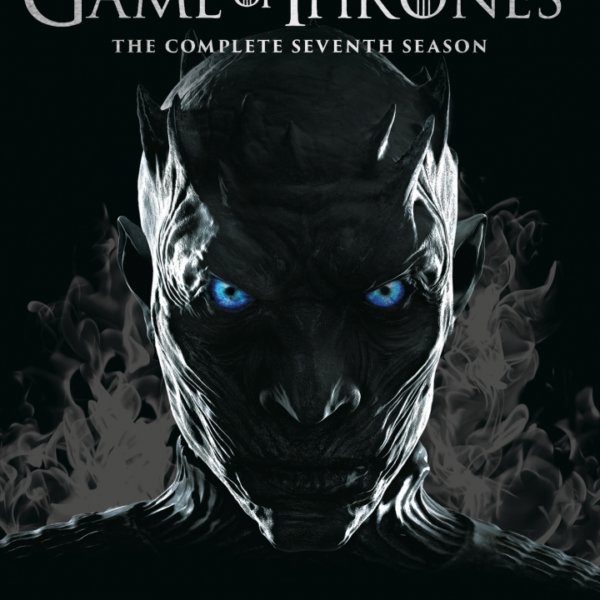Jaquette du coffret DVD/BR de Game of Thrones saison 7