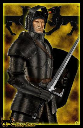 Gregor Clegane (Crédits : Amok)
