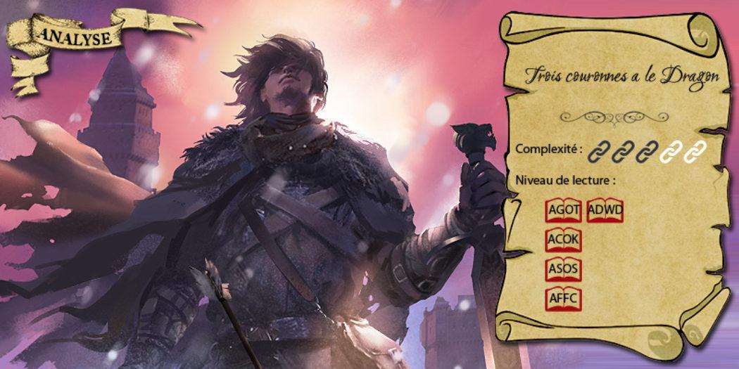 Jon Snow, après la première bataille du Mur (illustration : Kay Huang (alias zippo514) ; montage : Evrach, La Garde de Nuit)