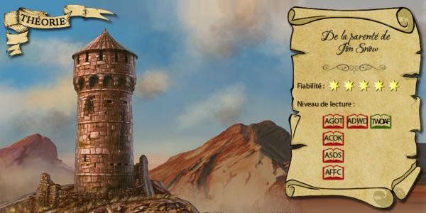 La Tour de la Joie (illustration : Henning Ludvigsen ; montage : Evrach, La Garde de Nuit)