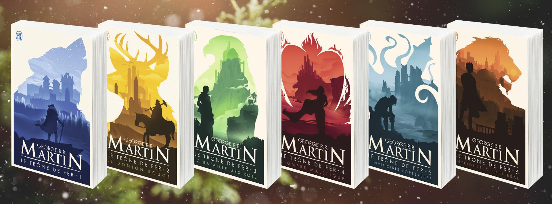 Les Ecrits De G R R Martin Dans L Univers Du Trone De Fer