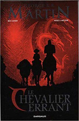 Œuf de dragon ; chevalier errant BD comics roman graphique Dargaud