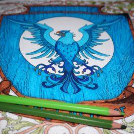 Blason Arryn - Game of Thrones, le livre de coloriages officie