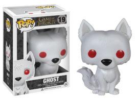 Figurine du loup Ghost (Crédit Funko Pop)