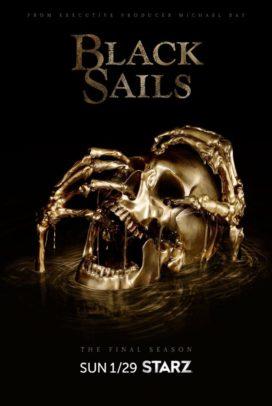 Affiche de la série Black Sails