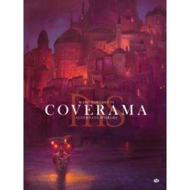 Coverama, artbook de Marc Simonetti aux éditions Milady