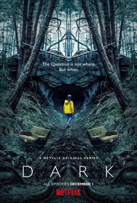 Affiche de la série Dark (Netflix)