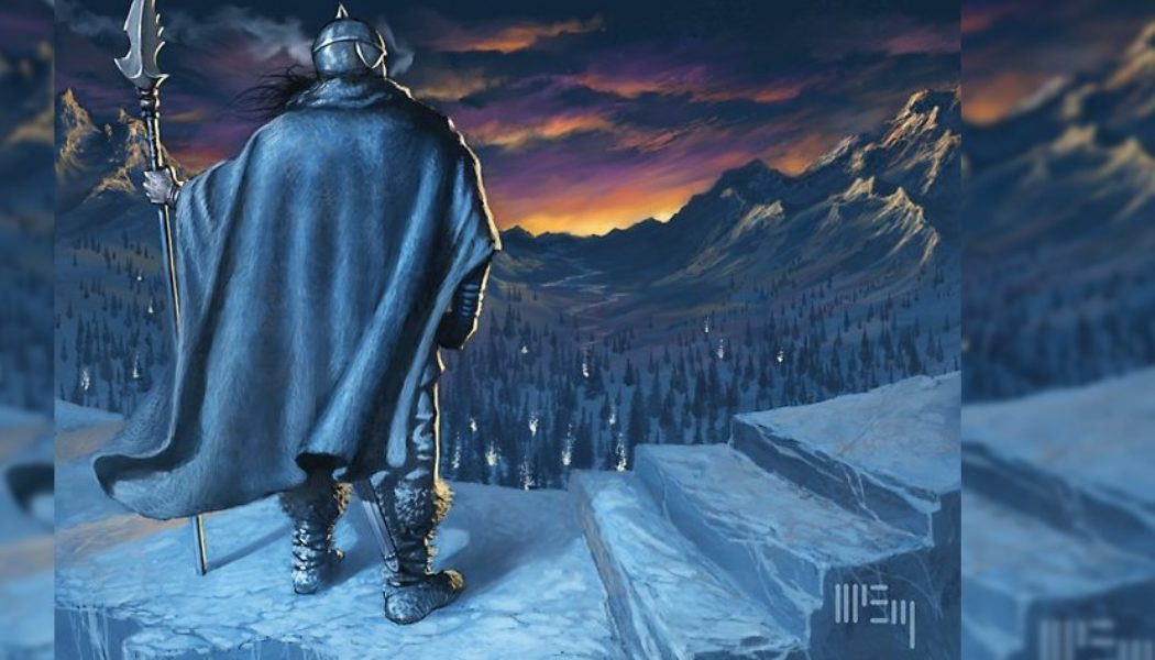 Night's Watch par Patrick McEvoy (Voir son site)
