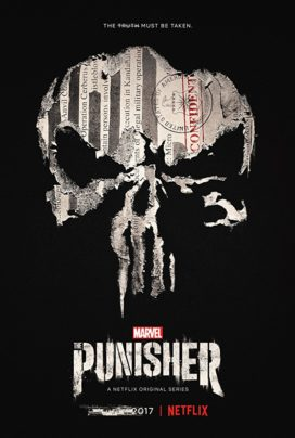 Affiche de la série The Punisher