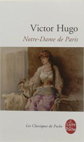 """Couverture de Notre-Dame de Paris (Editions """"Le livre de poche"""")"""
