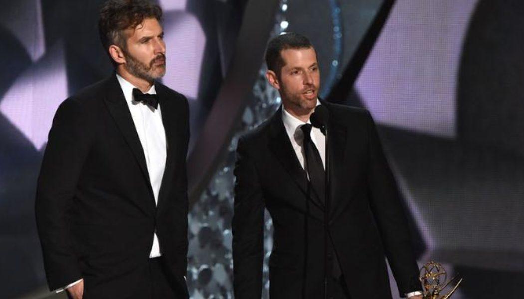 Les deux showrunners de Game of Thrones vont travailler sur une série de films Star Wars