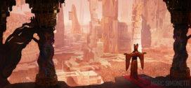 "Dune Messiah (crédits : <a href=""http://art.marcsimonetti.com/"">Marc Simonetti</a>)"