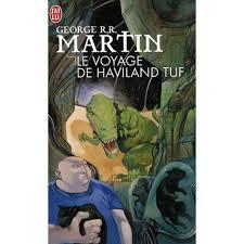 """""""Le Voyage de Haviland Tuf"""", Editions J'ai Lu 2009 (couverture par Frédéric Sorrentino)"""