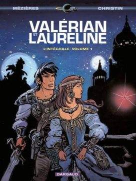 Valérian et Laureline, intégrale 1