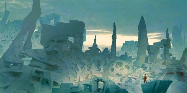 Les labyrinthes de la Cité de Pierre, par Marc Simonetti