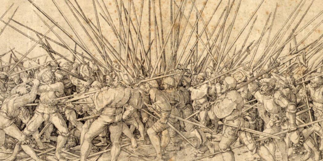 Bad-war de Hans Holbein