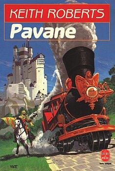 Couverture de Pavane