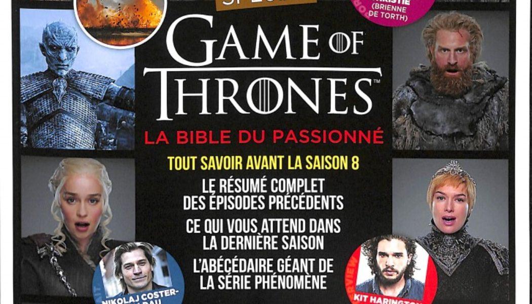 Couverture du magazine Séries Ciné Saga (n°11)