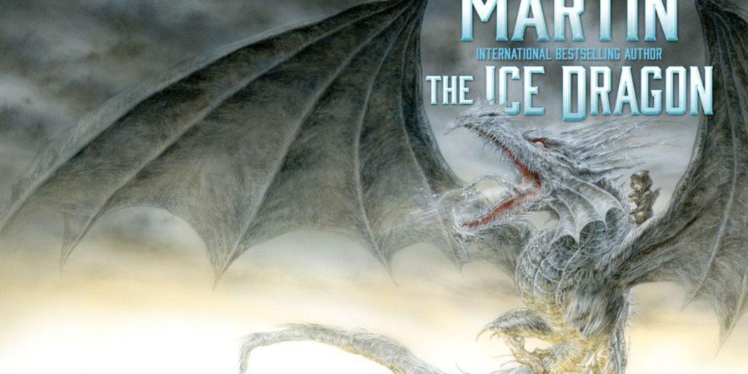 Le Dragon de Glace, de Luis Royo