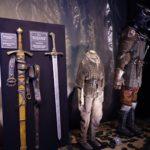 Arya et le Limier en vadrouille dans le Conflans (crédits : Thistle).