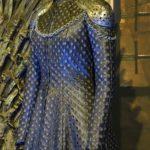 Détail de la robe de Cersei Lannister (saison 7) (crédits : Thistle).