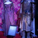 Costumes de Cersei et Jaime Lannister. Un bel exemple d'amour fraternel (non) (crédits : Thistle).