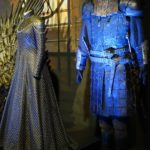 Robe de Cersei et armure de Ser Gregorenstein (crédits : Thistle).