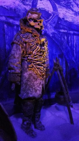 Le modeste costume de Clinquefrac (crédits : Thistle).