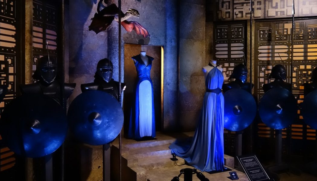 La Garde de Nuit a testé « Game of Thrones – The Touring Exhibition » !