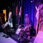 Costumes de Ramsay Bolton, Varys, Melisandre et Stannis (crédits : Thistle).